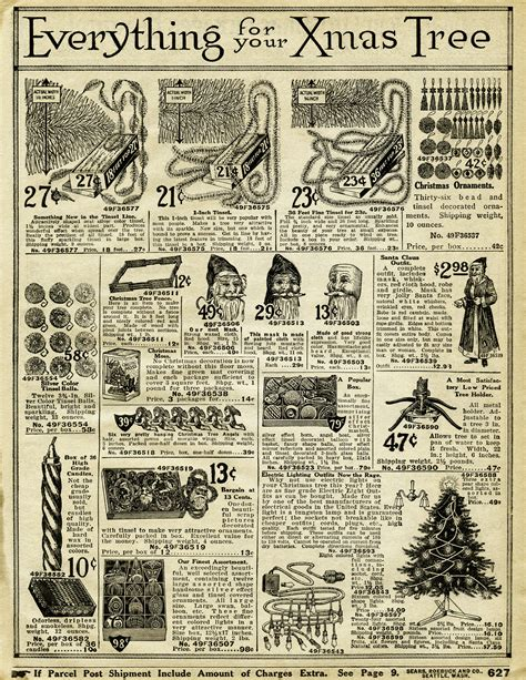printable christmas vintage vintage christmas decorating free printable catalogue