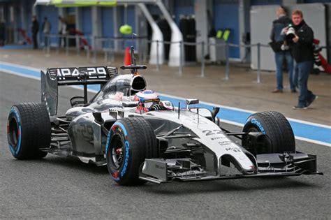 mclaren mp4 f1 mclaren mp4 29 2014 f1 car revealed performancedrive