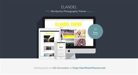 wordpress tutorial video 2014 elandel free wordpress photography theme