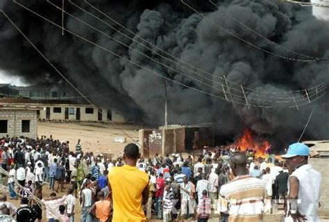 And The City In The Pipeline by Nigeria Pipeline Blast Kills At Least 100 China Org Cn