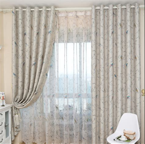 bird design curtains curtain video picture more detailed picture about luxury