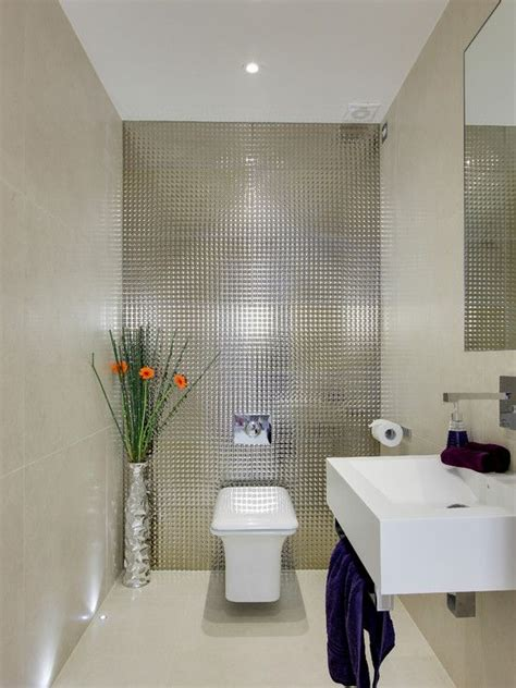 bathroom design contemporary powder room decorating ideas