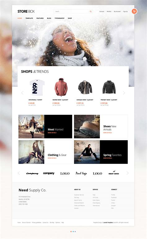 storebox ecommerce wordpress theme gavickpro