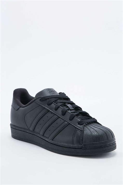 adidas originals superstar all black trainers adidas superstar trainers and adidas