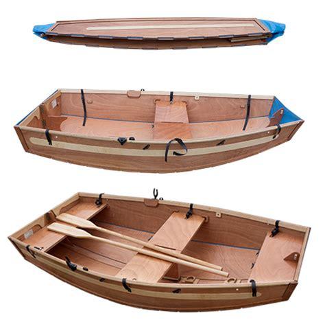 zelfbouw roeiboot home seahopper