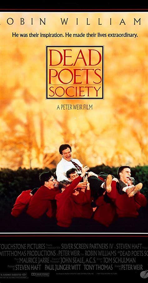 dead poets society quotes dead poets society 1989 quotes imdb