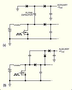 capacitor voltage booster circuit technical article regulator topologies for battery powered systems view 018 datasheet archive
