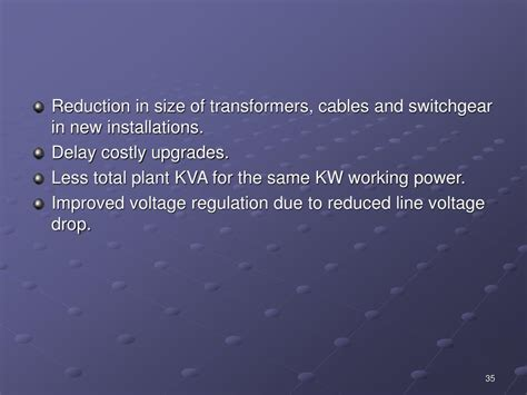 power factor correction voltage regulation ppt power factor correction powerpoint presentation id 410981