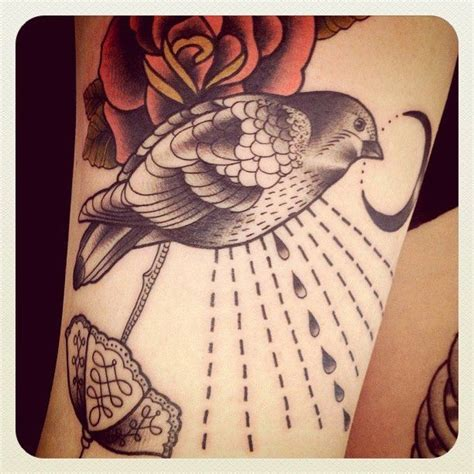 rose and sparrow tattoo 113 best images about ink on