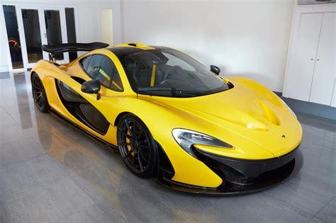 2015 McLaren P1 3.8 V8 SSG 2dr   Coutts Automobiles