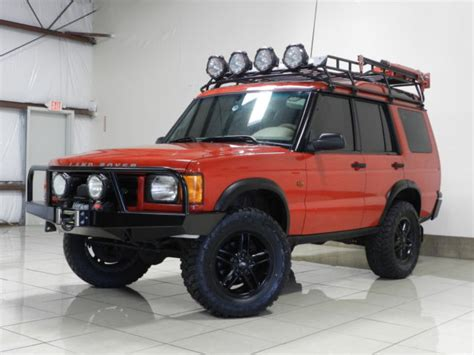 2000 land rover lifted 2000 land rover discovery series ii cars for sale