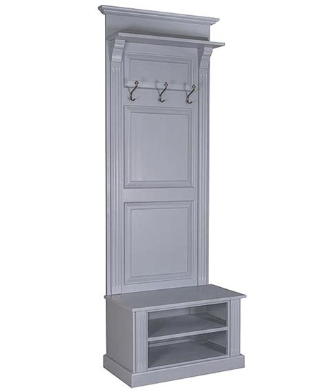 coat and shoe rack for narrow entryway narrow french panelled hall stand with shoe storage hall