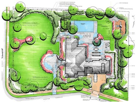 Sloped Lot Floor Plans by How To Plan A Landscape Design Hgtv