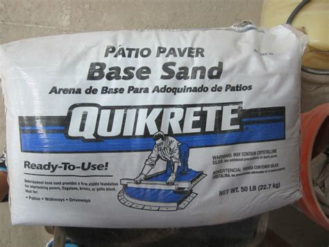 Quikrete Patio Paver Jointing Sand Quikrete Paver Sand Related Keywords Quikrete Paver Sand Keywords Keywordsking