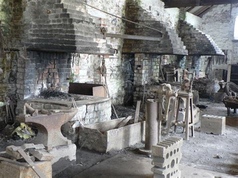 Earth Contact Home Designs File Blacksmith S Shop Big Pit Blaenavon Geograph Org