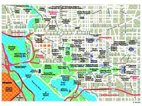 Washington Dc Tour Map by 25 Best Ideas About Map Of Washington Dc On Pinterest