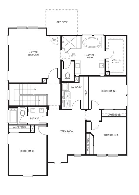 pardee homes floor plans idea home and house