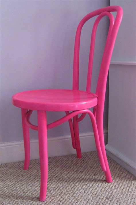 pink chairs neon pink chair