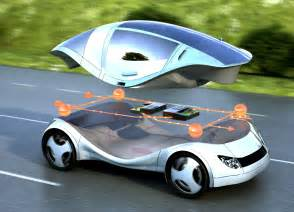Electric Vehicles Future Road To Digital Future Electric Vehicle Equipped With