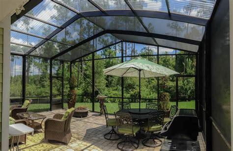 florida lanai cost 2017 enclosed patio cost patio enclosures prices