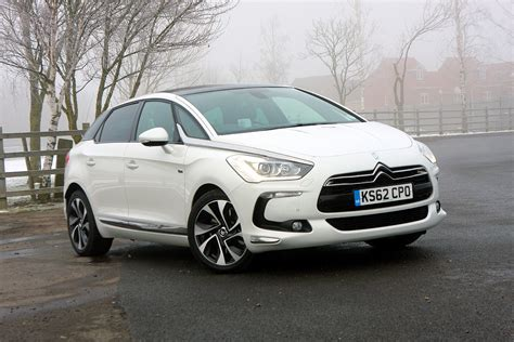 Citroen Ds5 Review by Citro 235 N Ds5 Hatchback Review 2012 2015 Parkers