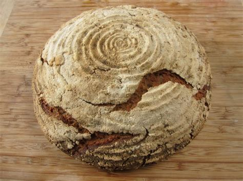 how to bake a traditional german rye bread root simple