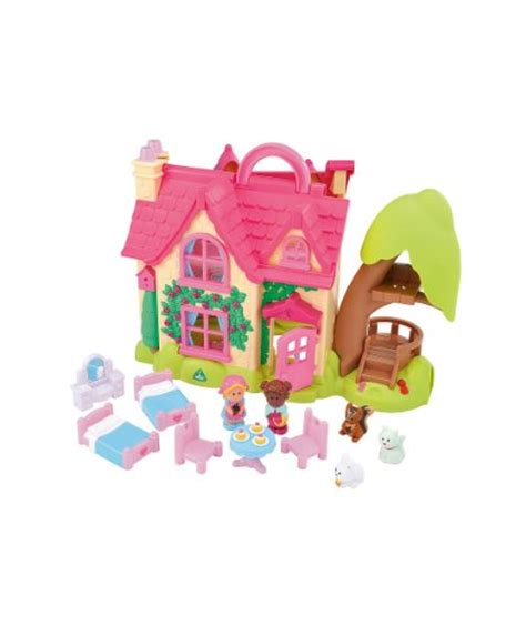 happyland dolls house our review early learning centre happyland cherry lane