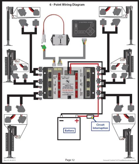 lippert rv slide out wiring diagram rv slide out