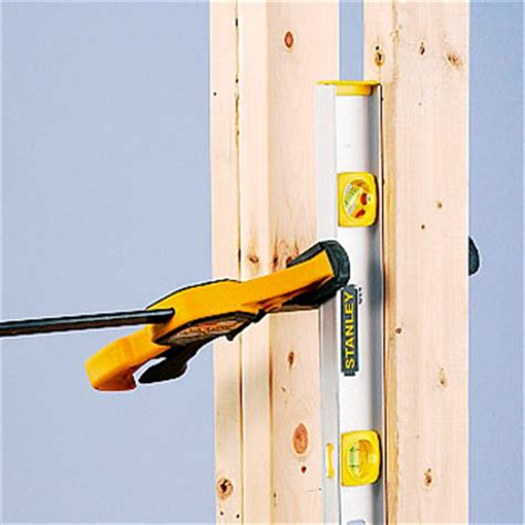 Plumb It Level by Framing An Interior Doorway How To Install House Doors