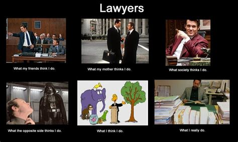 I Thought Attorneys And Lawyers Were The Same Guess I Was Wrong by 1000 Images About What Think I Do On
