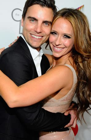 colin egglesfield namorada jennifer love hewitt estaria saindo colega de s 233 rie
