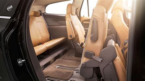 Buick Enclave Cocoa Interior by 2013 Buick Enclave Shown With Cocoa Interior And Featuring