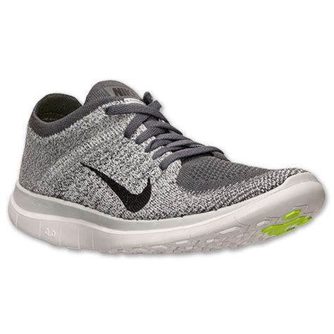 s nike free flyknit 4 0 running shoes finish line