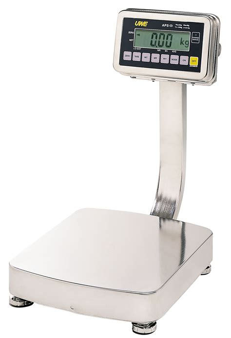 bench scale aps series s s bench scales ec approved auto scales