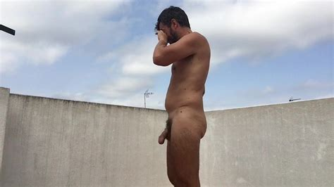 Naked Man Big Cock Outdoor ThisVid Com