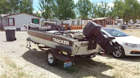 tracker boats used deep v tracker deep v 17 for sale