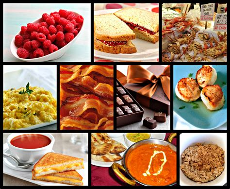 top 10 food challenges 30 day blogging challenge day 11 top 10 favorite foods