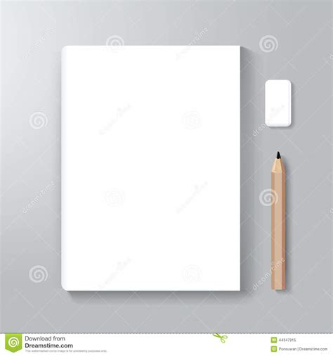 Book Cover Template Illustrator by Book Cover Design Style Template Can Be Used For E Book