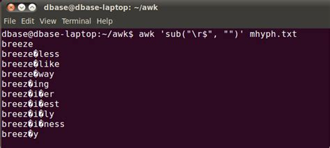 unix 1 5 awk cut last wc commands video tutorial youtube grant trebbin sorting a word list by syllable with awk