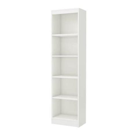 south shore freeport 5 shelf narrow bookcase in white