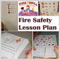 Image Gallery Home Safety Worksheets Fire Safety And Fire
