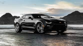 chevrolet camaro ss black hd 4k wallpapers in
