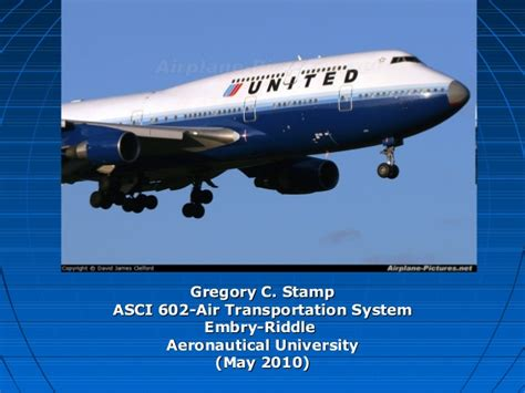 United Airlines Mba by United Airlines Presentation Final May2010