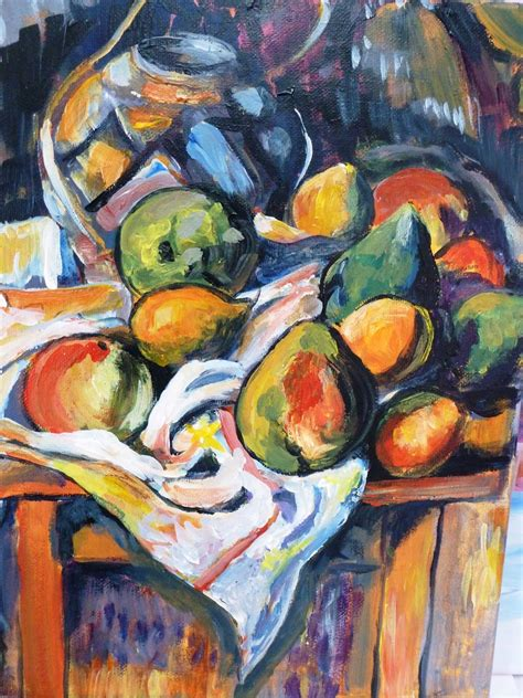 interpreting cezanne for the beauty of the earth cezanne fruit and ginger pot