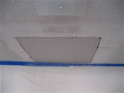 Patch Popcorn Ceiling by Drywall Ceiling Patch Repair Letitbitmw
