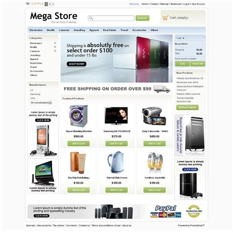 prs020034 premium prestashop mega store theme
