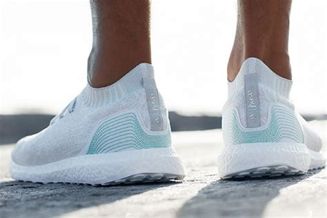 Sepatu Adidas Ultra Boost X Parley Shoes Sepatu Adidas Casual adidas parley ultraboost x gabungkan inovasi ramah