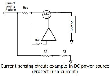 current sense resistor application note 9 application and recommended usage of current sensing resistors susumu co ltd a specialist