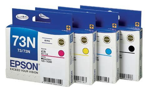 Tinta Cartridge Epson 73 73n Black epson problems with ink supply consumer