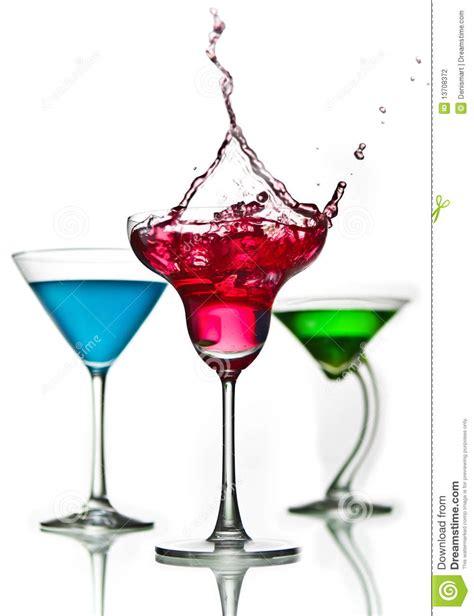 cocktail splash cocktail splash stock photography image 13708372